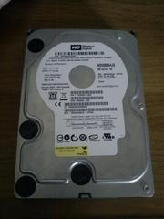 HDD Western Digital 500Gb (WD500AAJS) 7200rpm 8MB bufer SATA-II